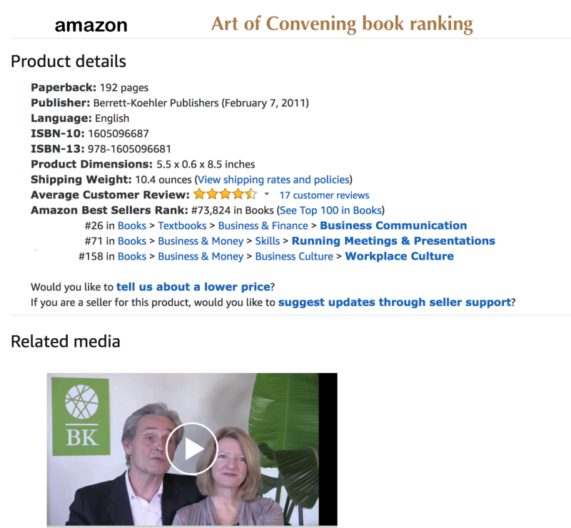 AoC book Amazon ranking blog.png